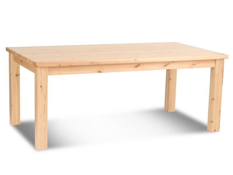 natúr fenyő étkezőasztal székekkel
