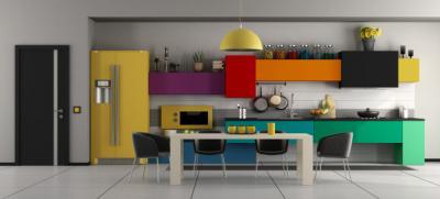 színes konyha