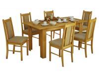 Félix 6+1 étkezőgarnitúra, Kategória:Étkező garnitúrák, Szélesség:cm Hosszúság:cm Magasság:cm