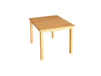 Leo étkezőasztal (lapraszerelt), Kategória:Étkező asztalok, Szélesség:80cm Hosszúság:80cm Magasság:76cm
