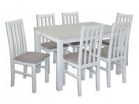Mokka asztal: 120 cm (150) x 80 cm, Kategória:Étkező asztalok, Szélesség:80cm Hosszúság:120cm Magasság:74cm