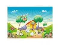 Szőnyeg, színes, 200x130, JENNY, Kategória:Egyéb bútorok, Szélesség:cm Hosszúság:cm Magasság:cm