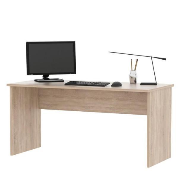 Íróasztal, sonoma tölgyfa, JOHAN NEW 01, Kategória:Íróasztal és számítógépasztal, Szélesség:cm Hosszúság:cm Magasság:cm