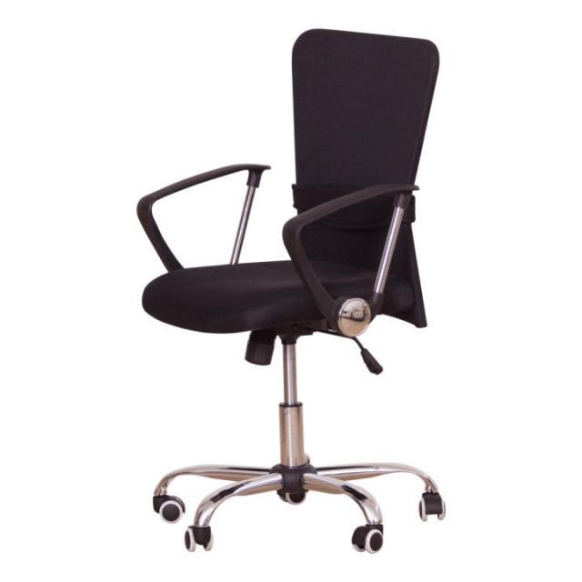Irodai szék, fekete ülés, háttámla fekete, AEX, Kategória:Irodaszék, Szélesség:cm Hosszúság:cm Magasság:cm