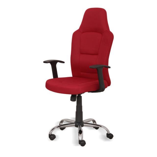 Irodai szék, piros, VAN, Kategória:Irodaszék, Szélesség:cm Hosszúság:cm Magasság:cm