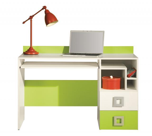 Labirynt LA18 számítógépasztal, Kategória:Íróasztal és számítógépasztal, Szélesség:55cm Hosszúság:125cm Magasság:85cm