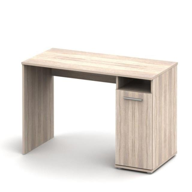 PC asztal, sonoma tölgyfa, NOKO-SINGA 21, Kategória:Íróasztal és számítógépasztal, Szélesség:cm Hosszúság:cm Magasság:cm