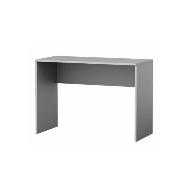 PC asztal,szürke/fehér/ibolyaszínű, PIERE P08, Kategória:Íróasztal és számítógépasztal, Szélesség:cm Hosszúság:cm Magasság:cm