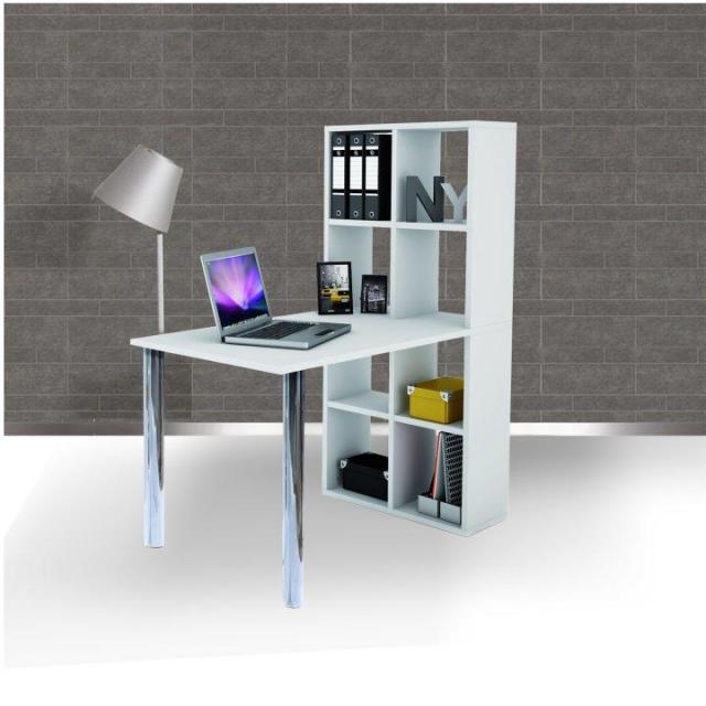 Számítógépasztal, fehér, BEXINTON, Kategória:Íróasztal és számítógépasztal, Szélesség:cm Hosszúság:cm Magasság:cm