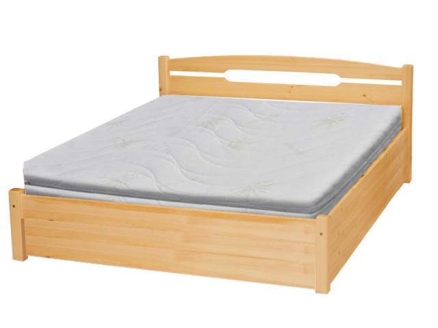 Szundi Androméda ágyneműtartós csomag 160x200 cm, Kategória:Fenyő ágyak és ágykeretek, Szélesség:160cm Hosszúság:200cm Magasság:80cm